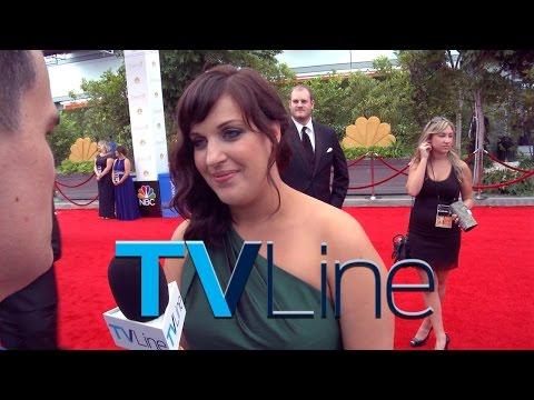 """Emmys 2014 - Allison Tolman """"Fargo"""" Interview - TVLine"""
