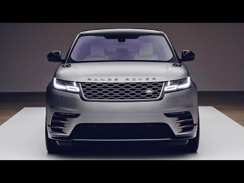 Range Rover Velar (2018) ready to fight Porsche Macan [YOUCAR]_Sportkocsi videók