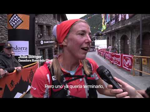 EVASIÓN TV: Andorra Ultra trail