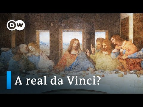 "What did Leonardo da Vinci's ""Last Supper"" really look like? 