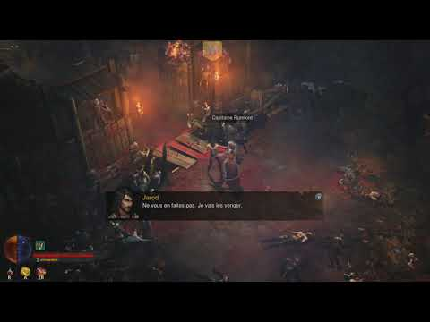 DIABLO III: ETERNAL COLLECTION Switch Gameplay de Diablo III: Eternal Collection