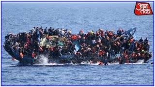 Italian ships scrambled to save a record 4000 migrants, who crowded a ship to escape the tyranny of ISIS, and made the treacherous journey from Libya.