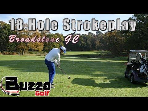 18 Hole Strokeplay (Broadstone Golf Club)