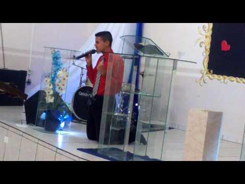 Momento de oração (cooperador Wellington Ferreira igreja O Brasil para Cristo em Jaguaquara BA )