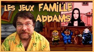 Video Joueur du grenier - Les jeux Famille Addams MP3, 3GP, MP4, WEBM, AVI, FLV Agustus 2017