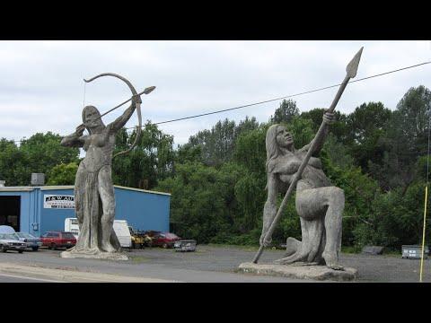 Amazons - Mythical Warrior Women