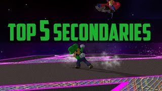 Armada's Top 5 Secondaries Combos