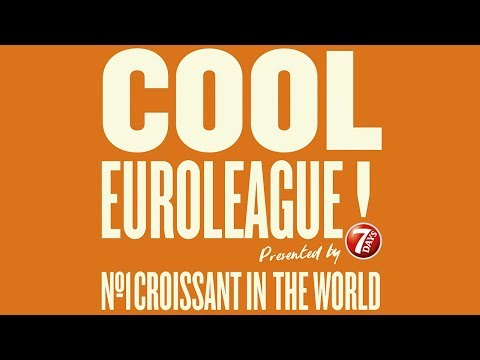 COOL EUROLEAGUE, presented by 7DAYS, with Kostas Papanikolaou and Ioannis Papapetrou