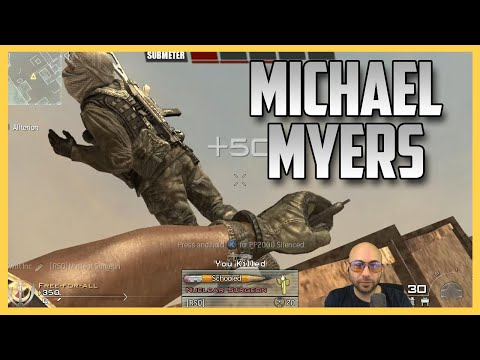 Michael Myers - Watch Your Step. (Call of Duty Modern Warfare 2)