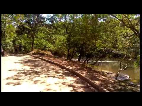 Praia em Itacaja Tocantins 2008