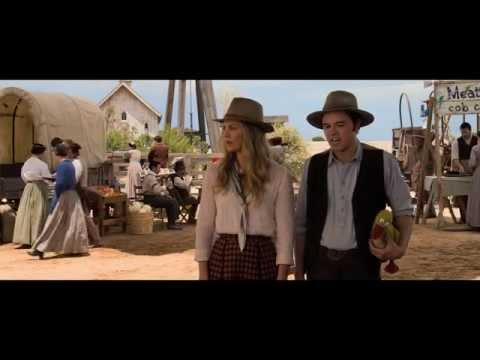 A Million Ways to Die in the West - Trailer (Universal Pictures) HD
