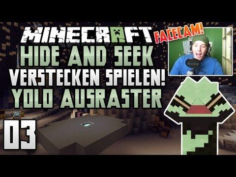 Hide And Seek Teams Idea - Minecraft verstecken spielen server