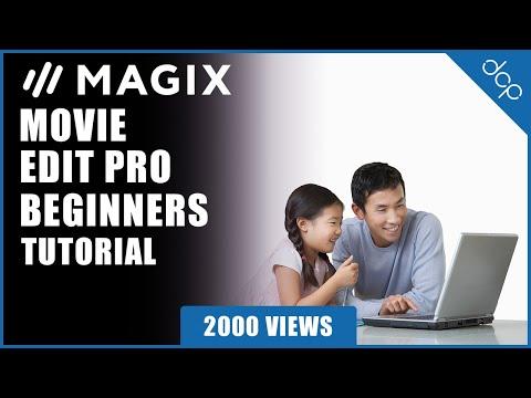 Movie Edit Pro 2019 Beginners Tutorial  - Example 2 - [ Edit video - Movie Edit Pro 2019 ]