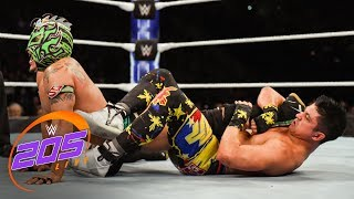 Nonton Kalisto vs. TJP: WWE 205 Live, Oct. 3, 2018 Film Subtitle Indonesia Streaming Movie Download