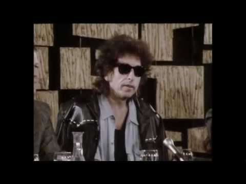 GETTING TO DYLAN (1986 documentary)