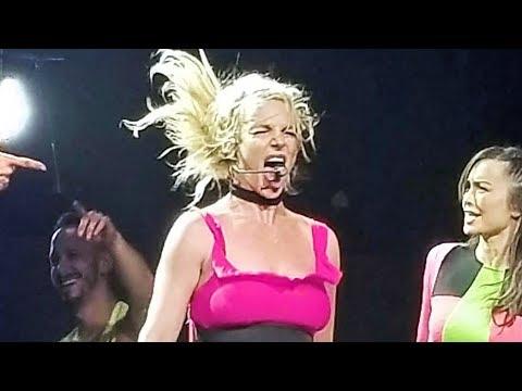 Britney: Piece Of Me Tour Night 3 - Uncasville, CT (07/15/18)