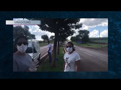 Ações de Combate ao Coronavírus em Viradouro é Destaque nos Noticiários Regionais