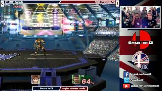 Smash or DI PM Winners Finals: Professor Pro vs Armada – Making History