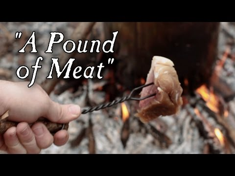 "Video. ""A pound of meat. Soldier Food in the XVIII century"" mini-documental."