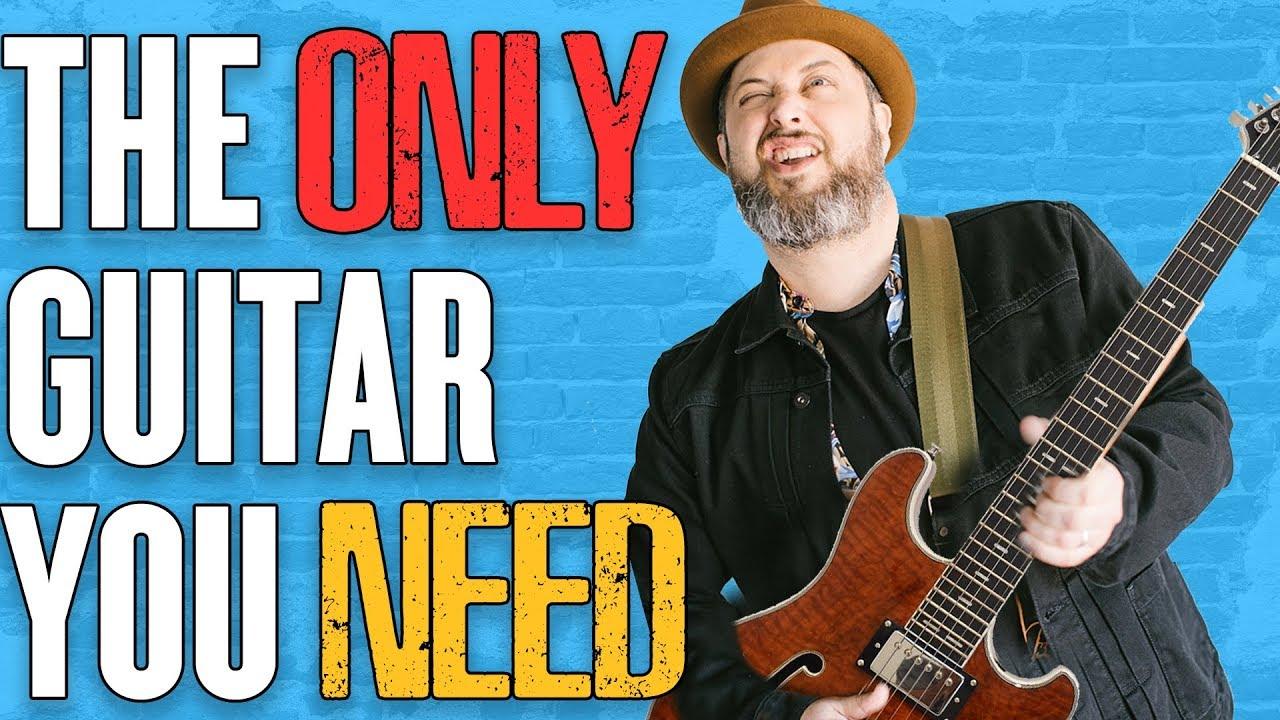 Most Versatile Electric Guitar Ever?