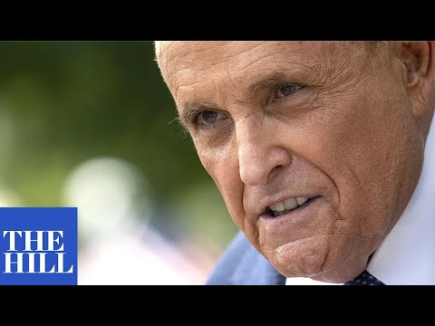 Dominion Voting Systems files $1.3B defamation suit against Rudy Giuliani