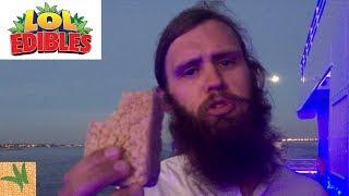Marijuana Edible Review: LOL Edibles Original Krispie 500 mg by  Weeats Reviews