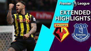 Video Watford v. Everton | PREMIER LEAGUE EXTENDED HIGHLIGHTS | 2/9/19 | NBC Sports MP3, 3GP, MP4, WEBM, AVI, FLV Februari 2019