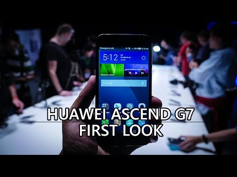 Huawei Ascend G7 First Look