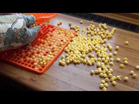 DIY Hundekekse mit einer Backmatte