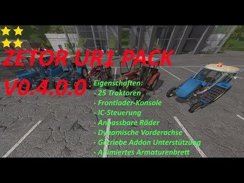 Zetor UR1 Pack v0.4.0.0