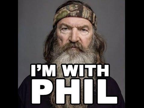 Breaking News: Phil Robertson Of Duck Dynasty 2 Return In January.! A&E Folds Under Boycott Fear!