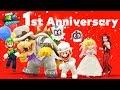 Super Mario Odyssey - 1st Anniversary Event (All 39 Pixel Toads n Luigis)