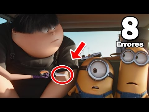 Video 8 Errores en Películas Animadas que Nunca Habías Notado download in MP3, 3GP, MP4, WEBM, AVI, FLV January 2017