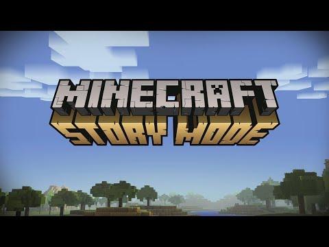 Minecraft: Story Mode - Full Season 1 (Episodes 1-8) Alternative Walkthrough 60FPS HD