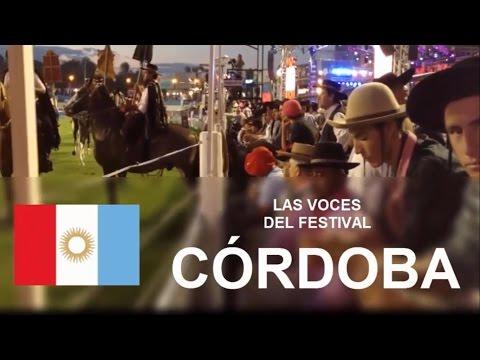 CÓRDOBA | Las Voces del Festival de Jesús María 2016