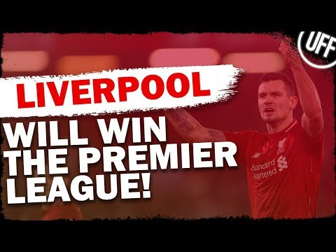 Liverpool WILL Win The Premier League! I Am 400% Sure!