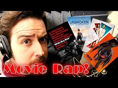 Movie Rap - 09/14/18 - White Boy Rick, A Simple Favor, The Predator, Unbroken