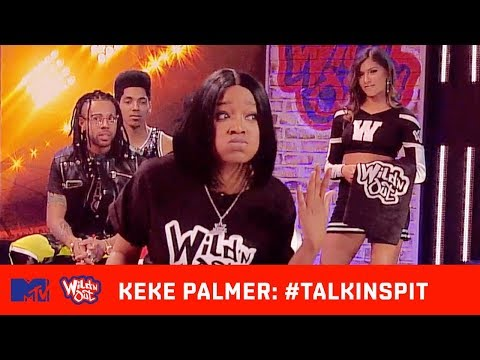 Download Chico Bean Shows Keke Palmer's Real Hair 😩 | Wild 'N Out | #TalkinSpit HD Mp4 3GP Video and MP3