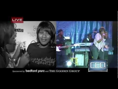 BHCP Presents Kelly Price LIVE on CEO TV