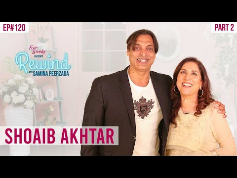 Shoaib Akhtar Reveals Truth About PCB | Shocking Match Fixing Part II | Rewind With Samina Peerzada