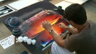 Download Video Amazing Street Art Painting 3d pictures MP3 3GP MP4