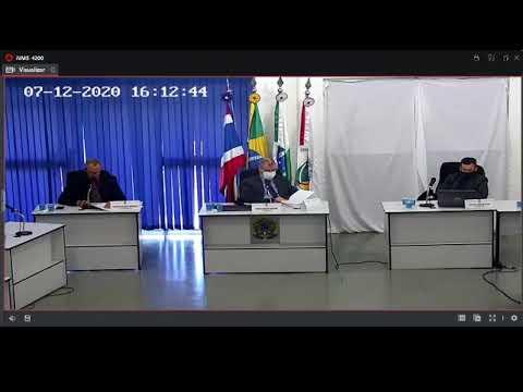 Comissão de Finanças - reunião 07.12.2020