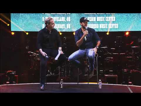 Luke Bryan's That's My Kind of Night Tour 2014!