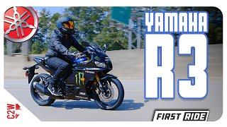 1. 2020 Yamaha R3   First Ride