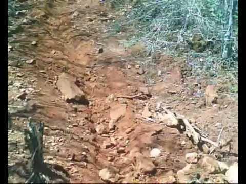 1ª Trilha em Malhada de Pedras.wmv
