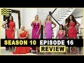 Real Housewives Of Atlanta Season 10 Episode 16 Review & Reaction | AfterBuzz TV