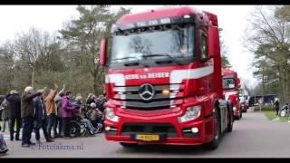 Video 28e Gooise Karavaan (Truckersrun) MP3, 3GP, MP4, WEBM, AVI, FLV Juni 2018