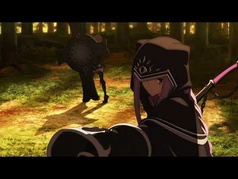 Ana (Medusa) and Mash vs. Enkidu (Kingu) - Fate/Grand Order: Babylonia