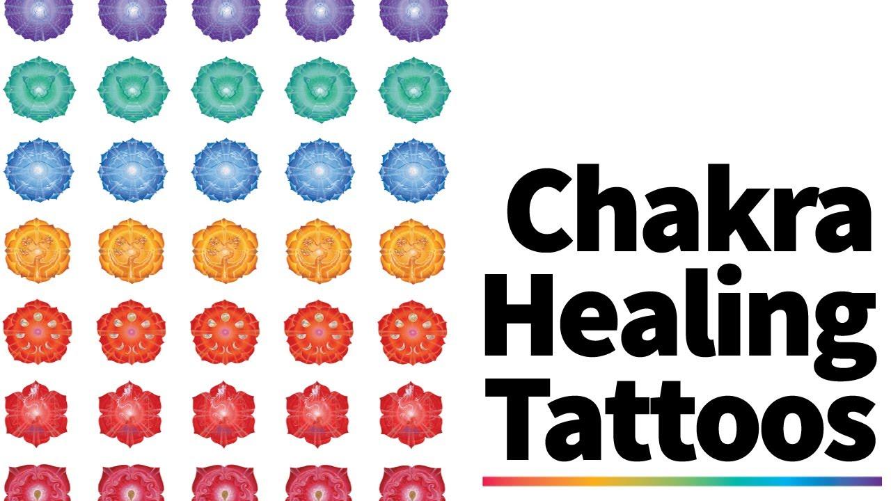 Chakra Healing Tattoos