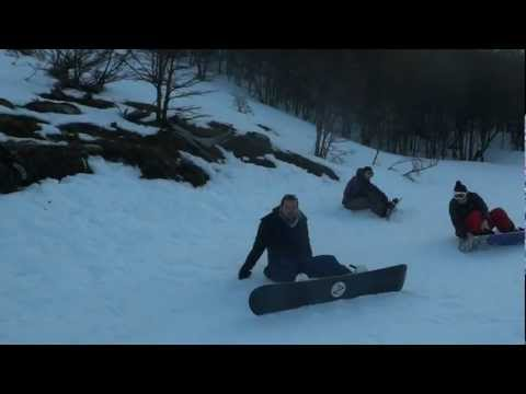 Glaciar Martial – Snow Board